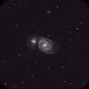 M51 Whirlpool,                                Deraux LeDoux