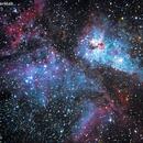 Eta Carinae Nebula (NGC 3372),                                Lopes Maicon