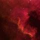 North America Nebula NGC7000,                                Jay Kilby