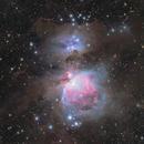The Great Orion Nebula,                                Szeleczki Gabor