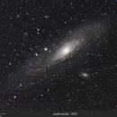 M31 improvement,                                Aya