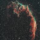 NGC 6992 The Eastern Veil Nebula,                                Matt Dugas
