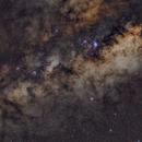 Wide Field Milky Way around M24,                                msmythers