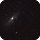 M31 widefield – 200mm focal lenght,                                Olli67