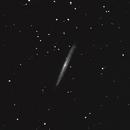 NGC 5907,                                Esteban