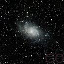 M33 DESDE DENIA,                                GONZALO