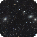 Markarian´s Chanin Widefield, Virgo galaxy cluster,                                Toni Mancera