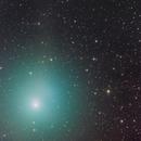 Komet 46P/Wirtanen, 15. Dezember 2018,                                Nippo81
