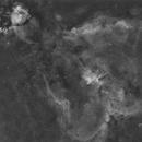 Heart nebula - IC1805 H alpha,                                PiPais