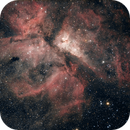 The Carina Nebula,                                Pawel Warchal