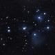 M45 The Pleiades RGB,                                Wilson