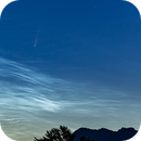 Comet NEOWISE (C/2020 F3) 8 July 2020,                                Dzmitry Kananovich
