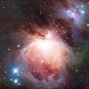 Orion Nebula,                                Astro_Martin