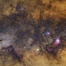 Sagittarius widefield,                                Astronomy Academy