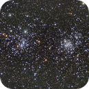 NGC 869 - Double Cluster in Perseus,                                Dustin Smith