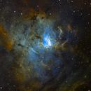 NGC 1491...A Challenging Narrowband Nebula in Perseus,                                John Hayes