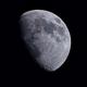 Waxing Gibbous Moon,                                FindingPhotons