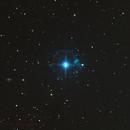 Cats Eye Nebula NGC 6543 in Draco,                                Pat Rodgers