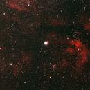 Sadr and IC 1318,                                Pat Darmody