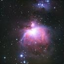 M42 Orion Nebula using ZWO ASI 533MC,                                peterjk