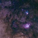 M8 & M20 Region A public data pool created by NightSky,                                Björn Hoffmann