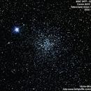 NGC 2477 - Open Cluster,                                Victor Brasil Sabbagh