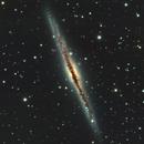 NGC 891,                                Frank Zoltowski