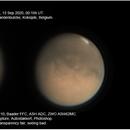 Mars, ZWO ASI462MC, 20200913,                                Geert Vandenbulcke