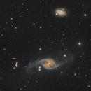 NGC3718,                                Mark Stiles