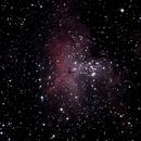M16 - Eagle Nebula,                                Ahmed