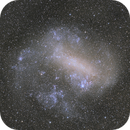 The Large Magellanic Cloud,                                Christian van den Berge