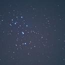 pleiades - teste com eq1 e câmera DSLR lente 55-200mm em 200mm,                                Edinaldo Rodrigues de Oliveira Junior