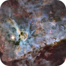 """NGC3372 """"Great Carina Nebula"""",                                Juan Filas"""