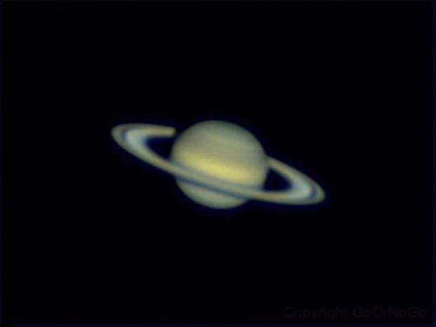 Saturn,                                Alexander Laue