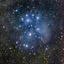 The Pleiades (M45),                                RichR