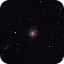 M101 - Pinwheel Galaxy,                                Jared Holloway