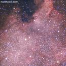 North America Nebula,                                Justice