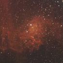 C31 - The Flaming Star Nebula,                                Gary Sizer