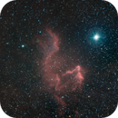 The ghosts of Cassiopeia IC 59 and IC 63,                                JFS3691
