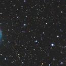 M27 Planetary Nebula (detail),                                Stefano Tosi