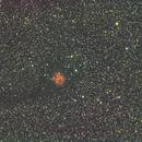 Le cocon : IC5146,                                Ferraro