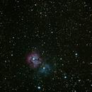 M20; Triffid Nebula,                                Suspense