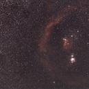 Orion Belt & Sword Region,                                tphelan88