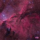 NGC 6188,                                Ben