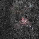 Carina nebula widefield,                                Ken
