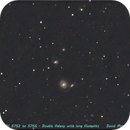 NGC 5754 - Arp 297 in Bootes.,                                astroeyes