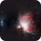 M42 - Orion Nebula,                                Phil Brewer