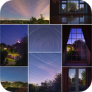 Lockdown Star Trails Project,                                Tristan Campbell