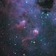 The Tadpole Nebula, NGC 1893,                                1074j