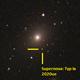 NGC4636 - Supernova Typ Ia ->2020ue (19 Mar 2020) - EAA,                                Bernhard Suntinger